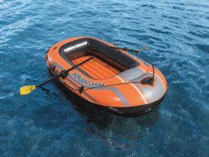 Csónak, Kajak