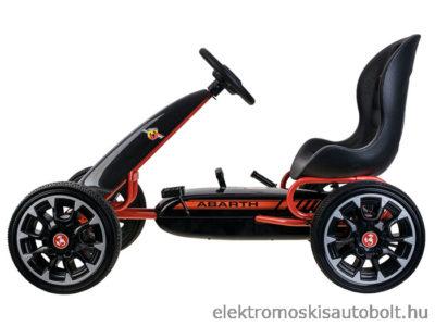 pedalos-gokart-abarth-licence-eva-kerekkel-fekete-10-3