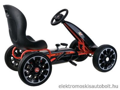 pedalos-gokart-abarth-licence-eva-kerekkel-fekete-2-1