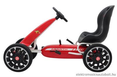 pedalos-gokart-abarth-licence-eva-kerekkel-piros-1