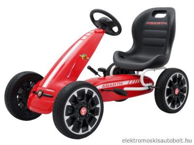 pedalos-gokart-abarth-licence-eva-kerekkel-piros-6