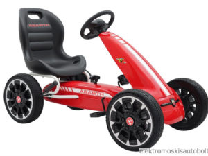 pedalos-gokart-abarth-licence-eva-kerekkel-piros-9