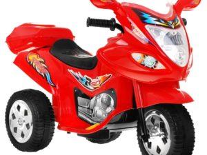 Sport Gyermek Elektromos Kismotor 6V-Tárolódobozzal-Kék