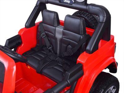 elektromos-kisautó-jeep-wrangler-kapcsolható-4-kerék-meghajtás-nyitható-motorháztető-slusszkulcs-2-üléses-járó-motorhang-fehér