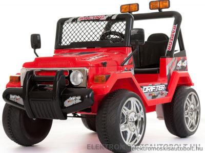elektromos-kisautó-raptor-eva-kerék-24-ghz-távirányító-piros