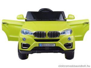 elektromos kisauto bmw x6 hasonmas feher 18