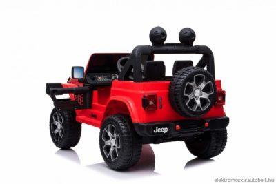 elektromos-kisauto-jeep-wrangler-4-kerek-meghajtas-nyithato-motorhazteto-2-uleses-piros-7