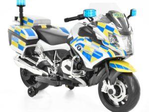 elektromos kismotor bmw r1200 rt police -rendőrmotor-2 év jótállás-országos szervízhálózat