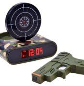 pol pl budzik z pistoletem zegar z tarcza gra za2486 13583 1 174x178 Elektromos kisautók