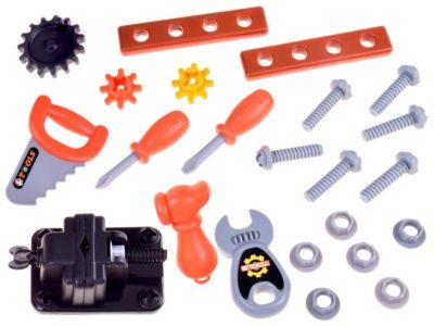 szerszámműhely barkácsoláshoz-3 az 1-ben-barkács műhely-bőrönd és szerszámtáska