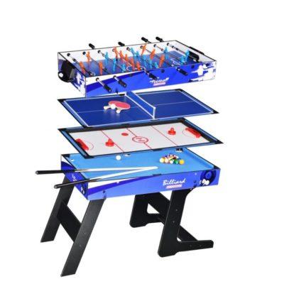 4 az 1-ben multifunkciós játékasztal