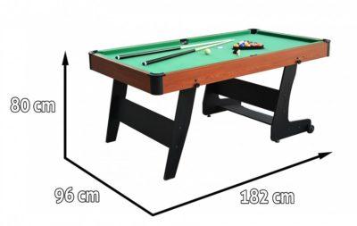 stol do bilarda 6 ft 182x96cm 28564 1200