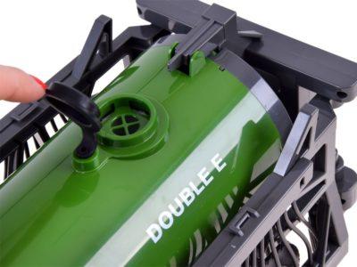 Nagy Méretű Akkumulátoros-2.4 GHz-es Távirányítós Traktor-Működő Permetező Tartállyal-Fény és Hanghatásokkal