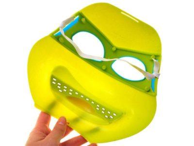tini ninja teknős jelmez-leonardo-Álarc-kardok-tőrök-tartó hüvely