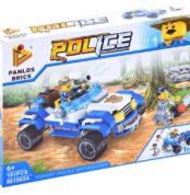 pol pl techniczne klocki 2w1 zbuduj pojazd policja za3435 15587 3 174x178 Elektromos kisautók